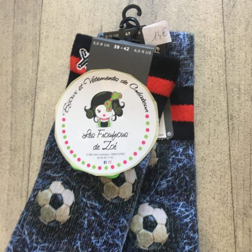 Chaussettes homme football 60195